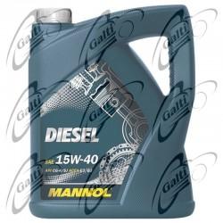 Mannol Diesel 15W40 5л