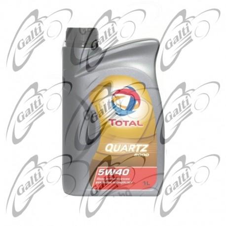 Total Quartz 9000 5w40 1л