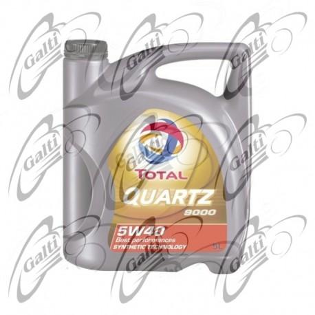 Total Quartz 9000 5w40 5л