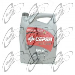 Cepsa Star Mega Synthetic 5W40 4л.