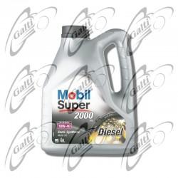 Mobil Super 2000 X1 DIESEL 10W40 4л