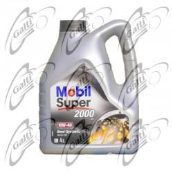Mobil Super 2000 X1 10W40 4л