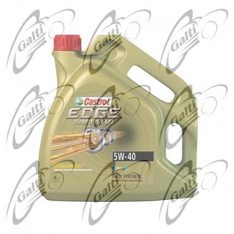 Castrol EDGE Turbo Diesel Titanium FST 5W40 4л